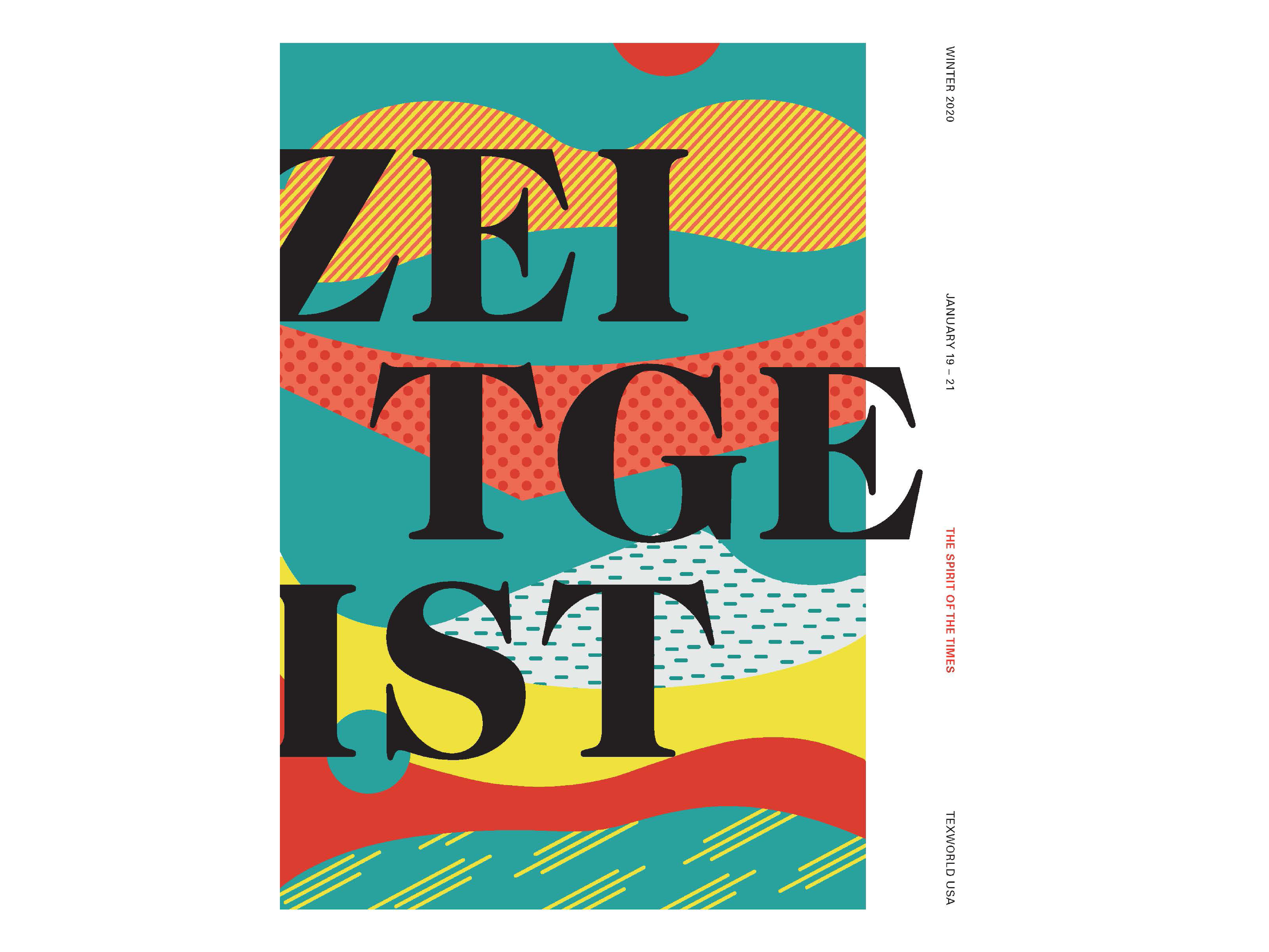 "The 2020 Winter edition of Zeitgeist - ""The Spirit of the Times'"""