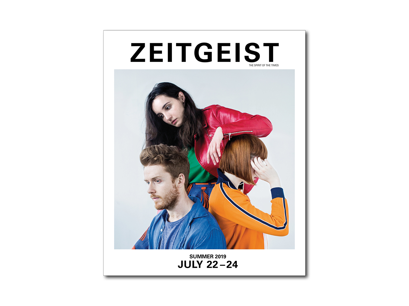"The 2019 Summer edition of Zeitgeist - ""The Spirit of the Times'"""
